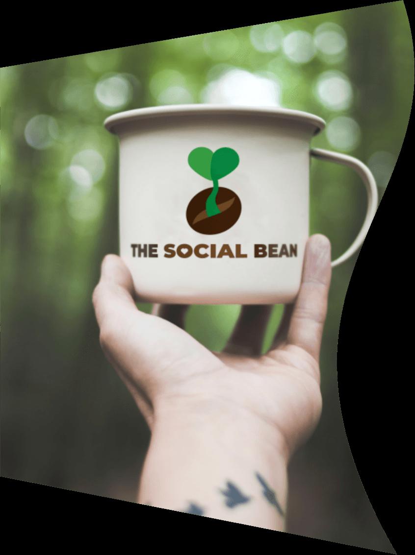 Social Bean Mug
